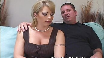 blondies, cock sucking, horny mommy, hubby fucking, sexy mom, swingers party