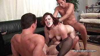 anal fucking, deep penetration, double penetration, euro babes, european girls, ffm sex, foursome sex, french hotties