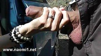 automobile, cock sucking, cum videos, feet, fucking in park, fucking In public, handjob videos, HD amateur